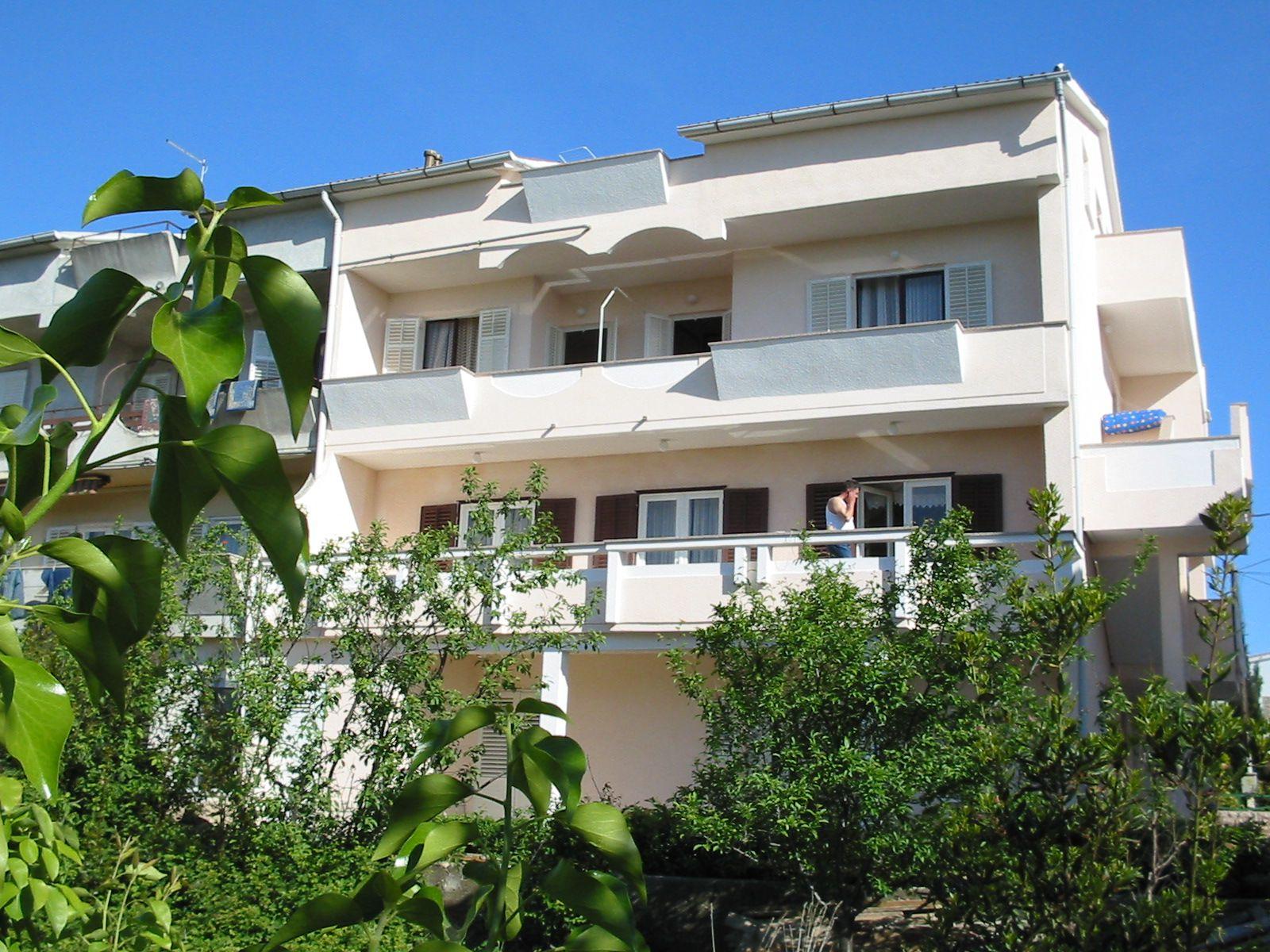Novalja case vacanze novalja zrce pag appartamento b4 per for Appartamenti vacanze affitto