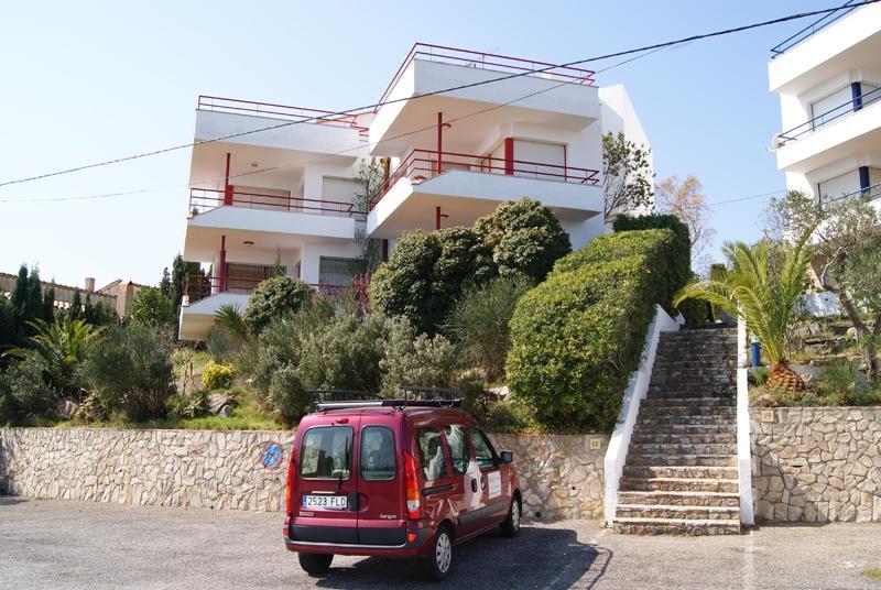 Llan costa brava appartamento per 4 persone affitto for Appartamenti con una camera da letto con garage
