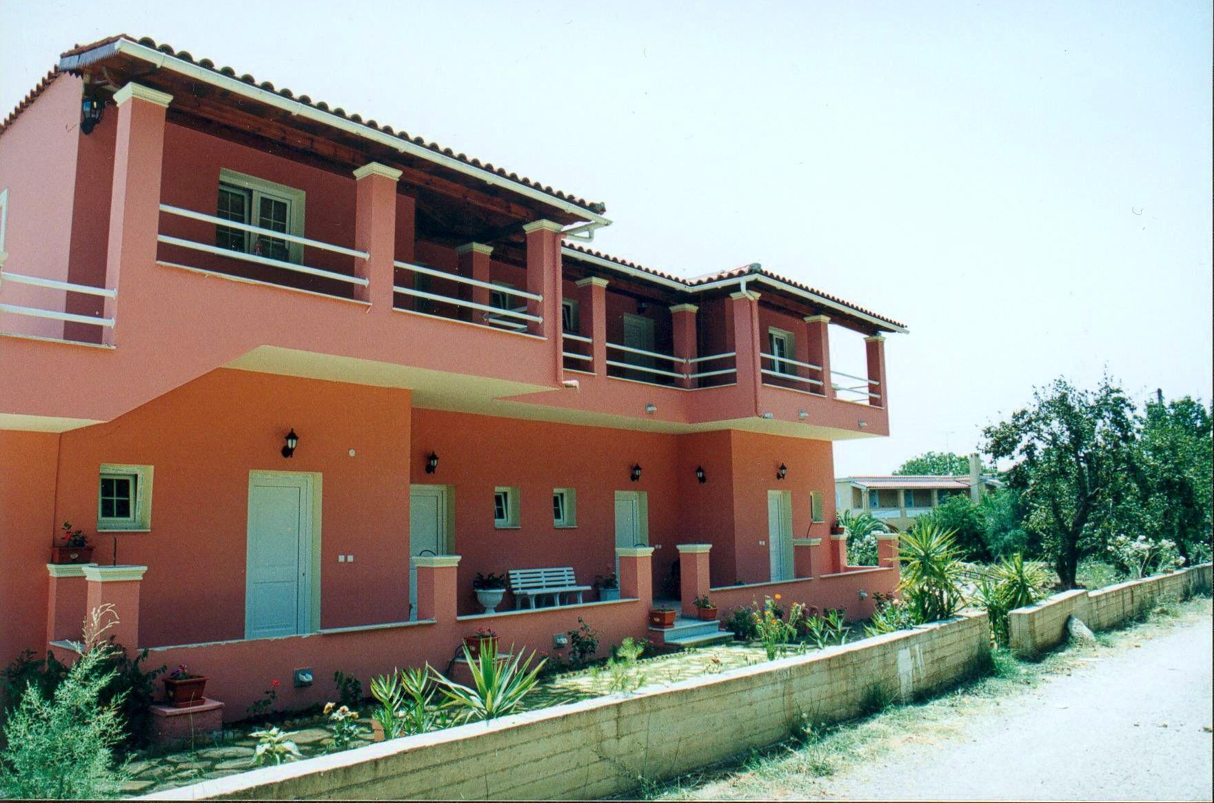 Corf case vacanze corf agios georgios pagon for 2 piani appartamento monolocale