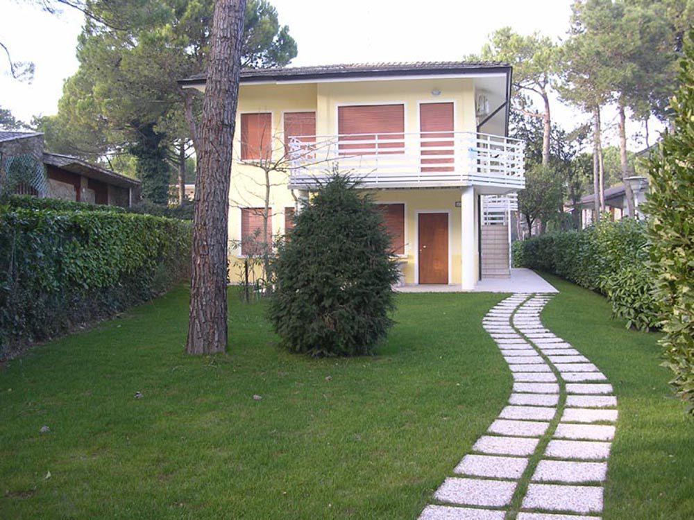 Lignano pineta appartamento in villa per 5 persone affitto for Appartamenti lignano