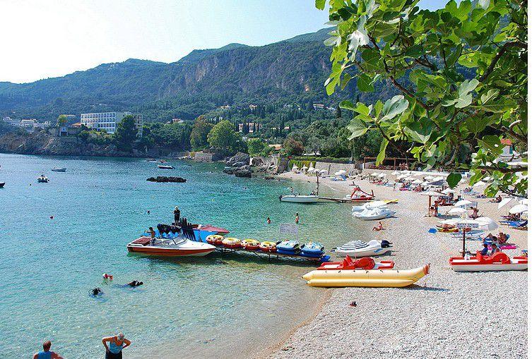 grecia corfù case vacanze